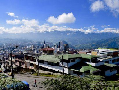 Manizales : les ombres et lumières des montagnes
