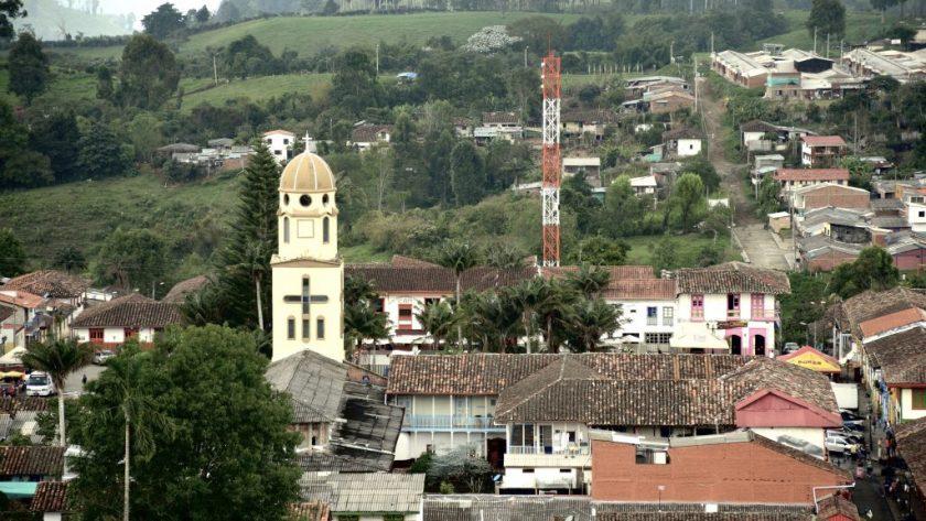 Salento : porte d'entrée à la Valle de Cocora