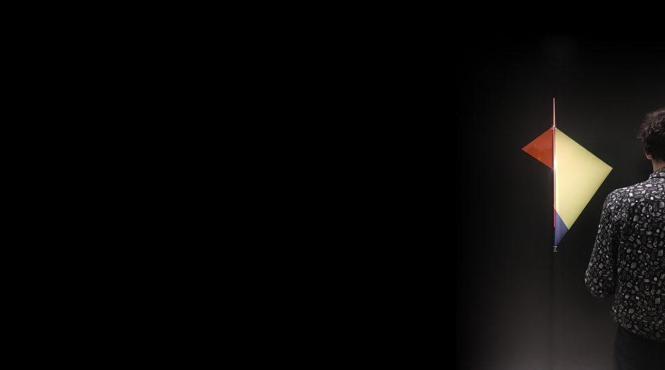Julie Trudel : Noir d'ivoire et blanc de titane – couleur et lumière